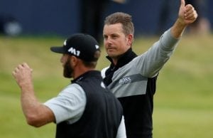 TV-tider British Open 2018