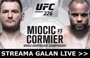 UFC 226 svensk tid & kanal- Miocic vs Cormier TV-kanal, sändning & tid Sverige