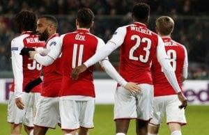Uppgifter: Arsenal beredda att sälja Danny Welbeck