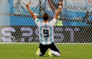 Uppgifter: Gonzalo Higuaín nära flytt till AC Milan