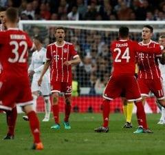 Uppgifter: James Rodríguez kan återvända till Real Madrid