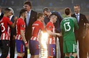 Uppgifter: Kevin Gameiro lämnar Atlético för spel i Valencia