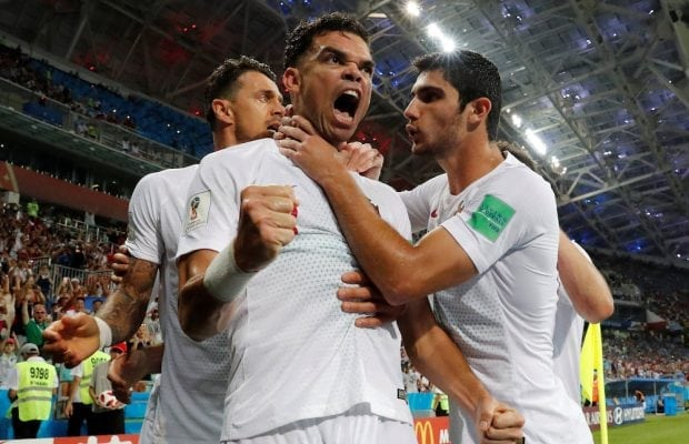 Uppgifter: Pepe kan flytta till Premier League i sommar