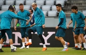 Uppgifter: Real Madrid vill göra sig av med Theo Hernandez