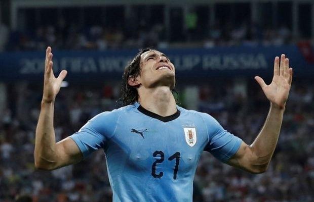 Uruguay Frankrike stream  Streama Fotbolls VM 2018 live gratis! 259f9cb841897