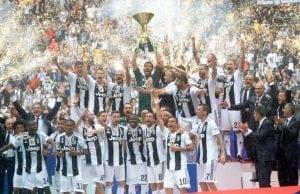 Vem vinner Serie A 2019? Odds vinnare Serie A 2018/19!