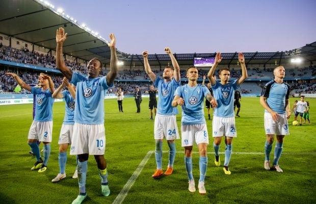 Malmo till gruppspel i champions league