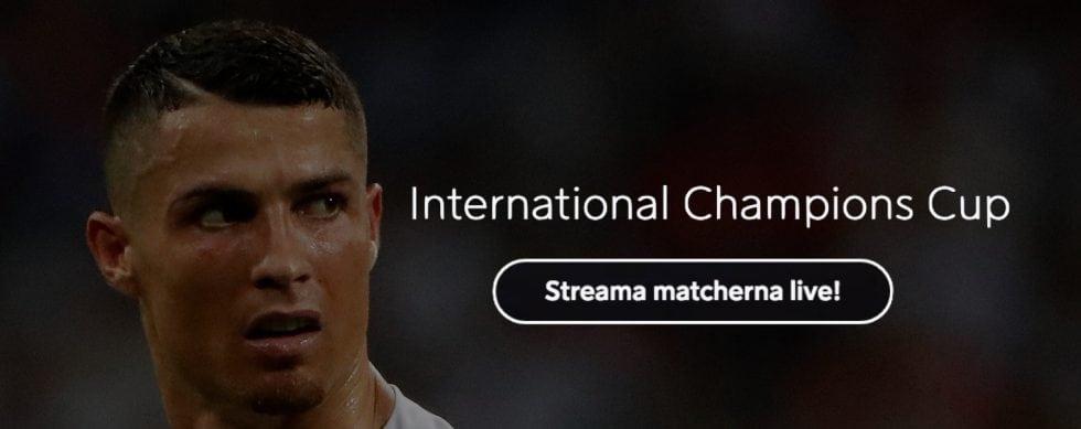 Vilken kanal visar International Champions Cup på TV ikväll/idag? TV-tider!
