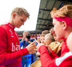 Ödegaard kan gå till Premier League