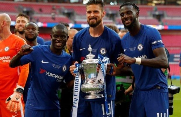 Chelsea släpper Bakayoko till Milan