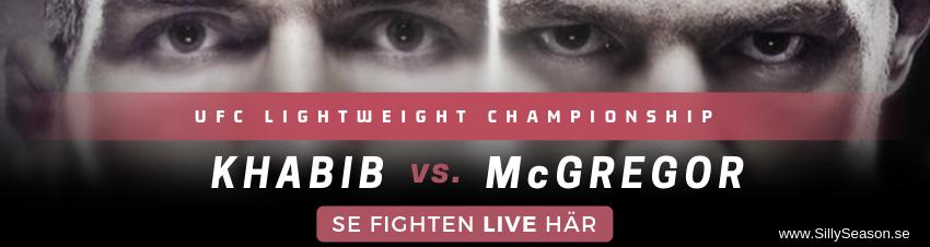 Conor McGregor nästa match & motståndare i UFC - svensk tid & kanal!