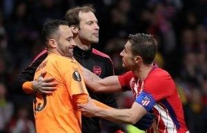 David Ospina lämnar Arsenal