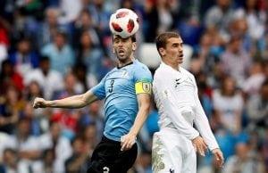 Diego Godin förlänger med Atletico Madrid