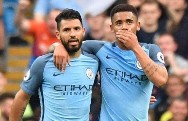 Gabriel Jesus förlänger med Manchester City