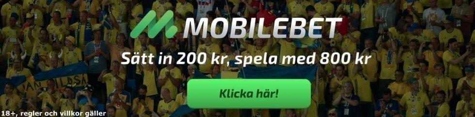 Malmö FF Vidi förhöjt odds