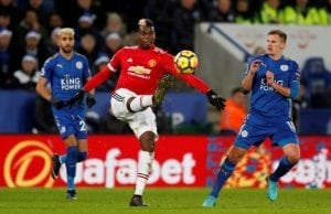 Manchester United Leicester gratis stream