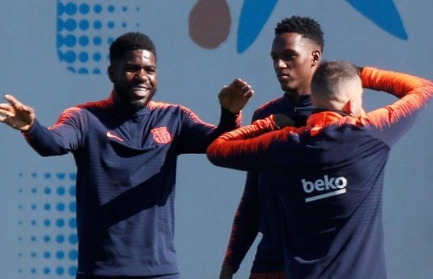 Manchester United närmare Yerry Mina