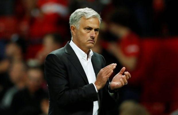 Mourinho till attack mot Manchester City