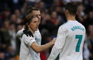 Nära lämna Real Madrid - klubben nära straffas