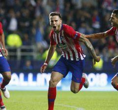 Atletico Madrid Real Madrid laguppställning 82a32ac13469c