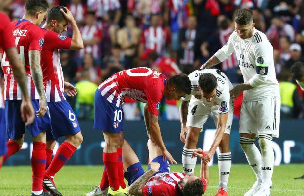 Real Madrid Atletico Madrid stream 2018