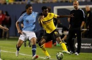 Uppgifter: Alexander Isak lämnar Borussia Dortmund?