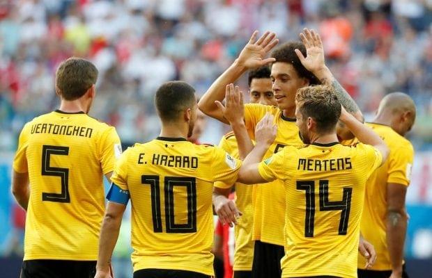 Uppgifter: Axel Witsel detaljer från Borussia Dortmund