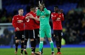 Uppgifter: De Gea förlänger med Manchester United