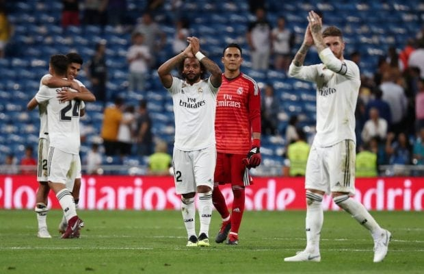 Uppgifter: Juventus vill värva Marcelo nästa sommar