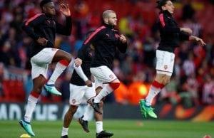 Uppgifter: Welbeck allt närmre att lämna Arsenal