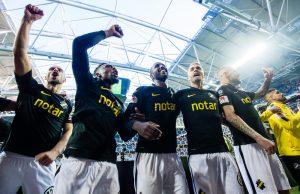 AIK Hammarby stream 2019