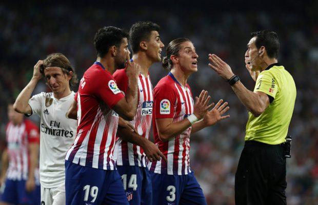 Atletico Madrid Real Madrid på TV 2019