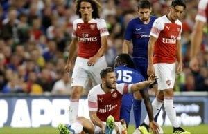 Chelsea Arsenal stream Premier League 2018