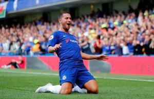 Chelsea kunde tappat Eden Hazard i somras