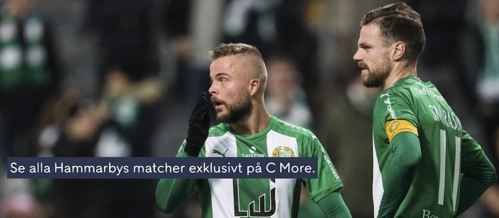 Hammarby IFK Göteborg stream