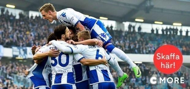IFK Göteborg Östersund stream