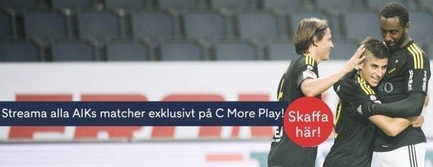 IFK Norrköping AIK Vilken kanal