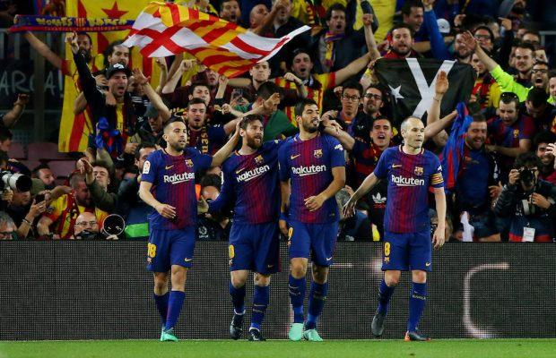 Jordi Alba kan lämna Barcelona nästa sommar