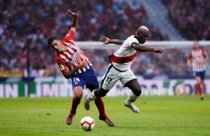 La Liga-match inställd - arenan blev underkänd