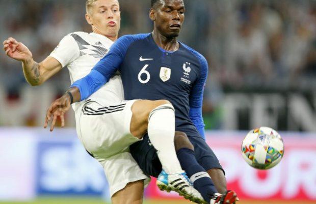 Mourinho orolig - kan tappa Pogba