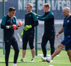 Så ska FC Barcelona ersätta Jasper Cillessen