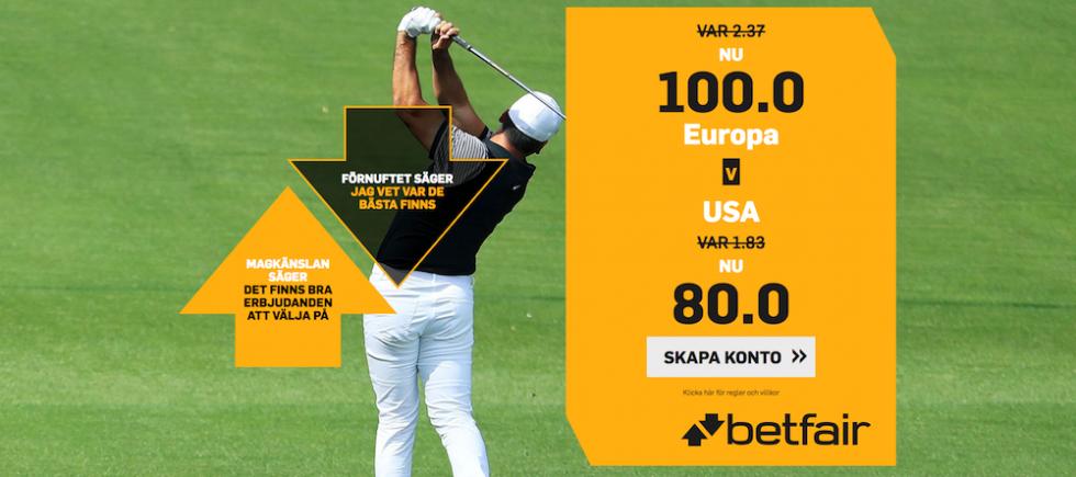 streama viasat golf gratis