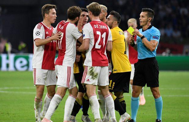 United i dragkamp om Frenkie de Jong