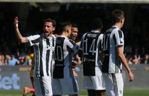 Uppgifter: AS Roma vill knyta till sig Claudio Marchisio