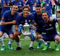 Uppgifter: Chelsea kan låna ut Álvaro Morata
