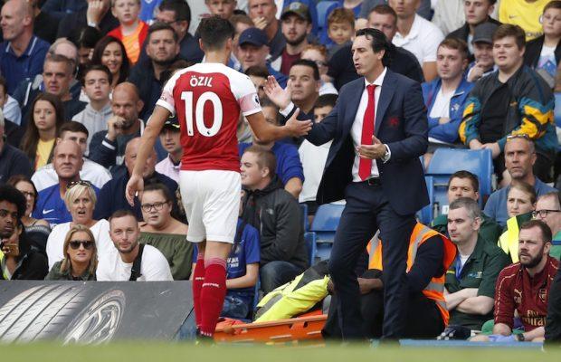 Uppgifter: Man United på nytt intresserade av Özil