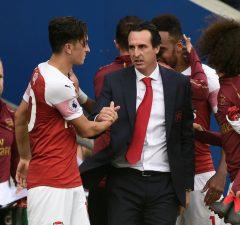 Uppgifter: Mesut Özil på radarn hos Fenerbahce