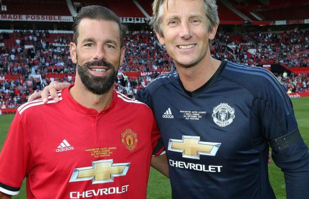 Van Der Sar tänker inte återvända till United