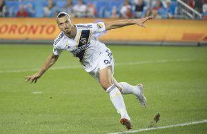 Zlatan öppnar för att lämna LA Galaxy