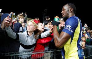 Bolt skriver kontrakt med Central Coast Mariners